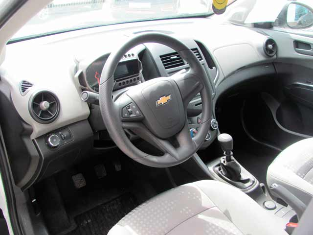 Car Rent Chisinau, Moldova - Chevrolet Aveo black4