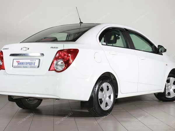 Car Rent Chisinau, Moldova - Chevrolet Aveo black7