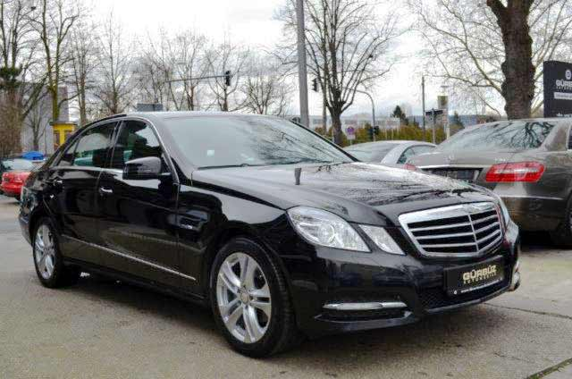 rent a car for wedding chisinau/Moldova - MERS E CLASS black-2