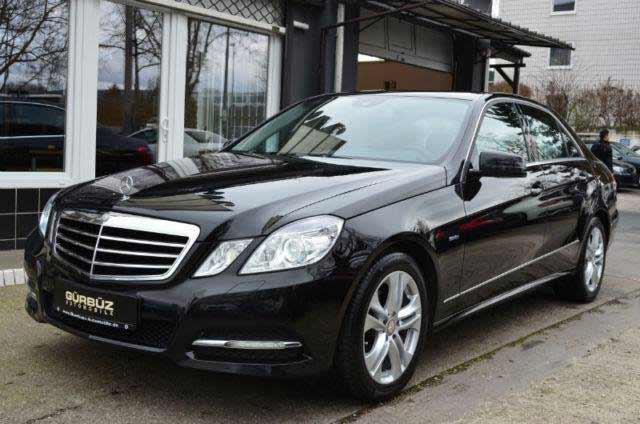 rent a car for wedding chisinau/Moldova - MERS E CLASS black-3